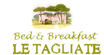 Bed & Breakfast Le Tagliate